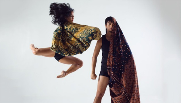 Alvin Erasga Tolentino weaves traditional Philippine malong into modern Canadian dance