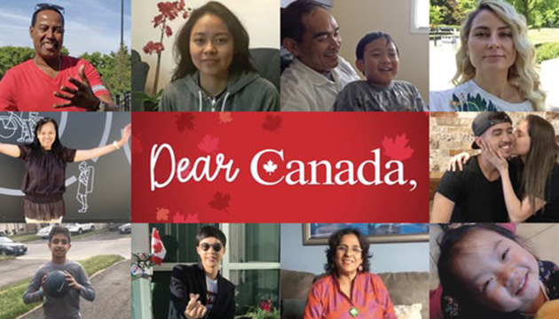 Year End Gift from CFNet to You - #IAmCanadianFilipino: Filipinos matter in Canada