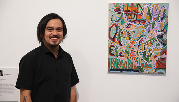 Award-winning painter seeks to foster dialogue between Canadian and Filipino artists