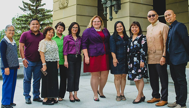Alberta becomes first Canadian province to designate June as Philippine Heritage Month