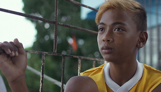 Canadian Filipino Sean Devlin wins Award in 2018 Vancouver Film Festival