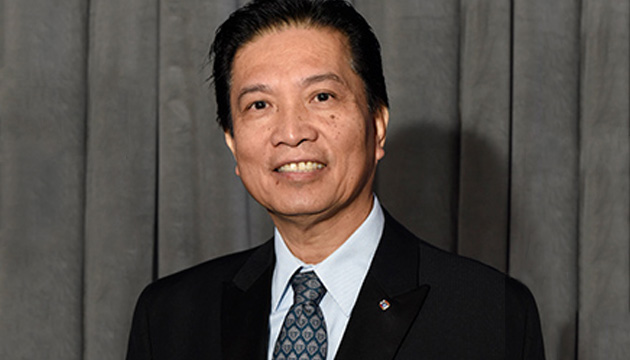 Arcie Lim first Canadian Filipino elected to international council of Knights of Columbus